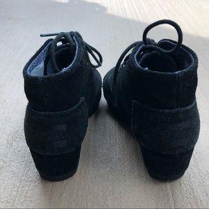 Toms Shoes - TOMS Black Bootie